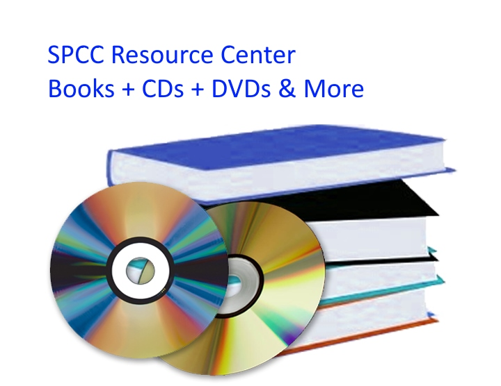 SPCC books-cds-dvds-more